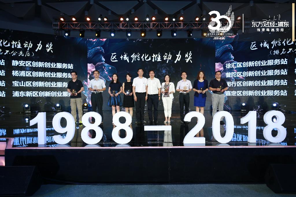 """""""创·三十年""""上海科技企业孵化器发展论坛..."""